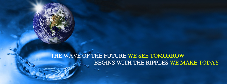 one community, why now, future we see, ripples of earth