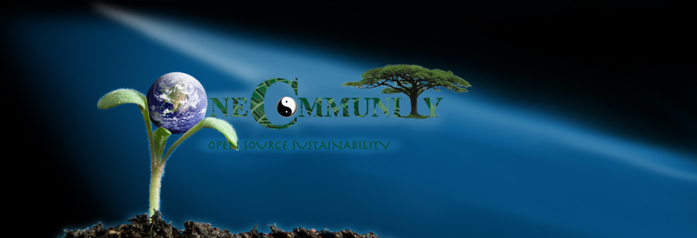 open source, sustainability, one community, sustainable sustainability
